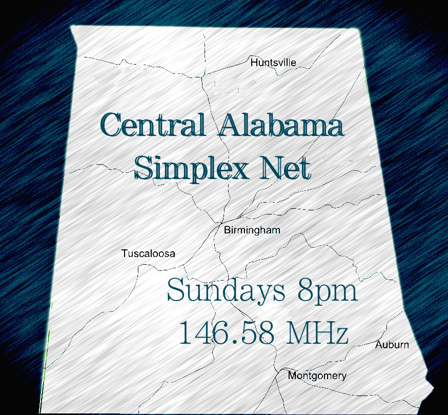 Central Alabama Ham | ham radio smack dab in the middle of Alabama